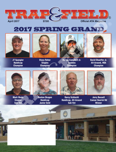 Trap and Field MAgazine - April 2017 Issue
