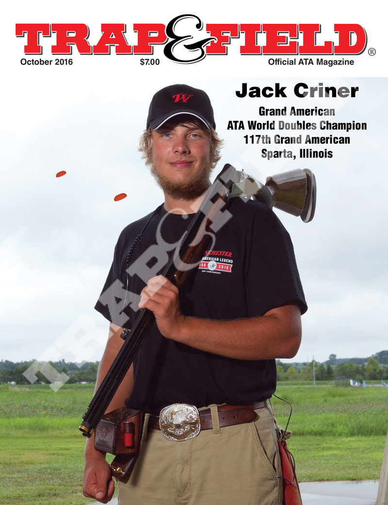 Trap and Field Magazine - October 2016 Issue