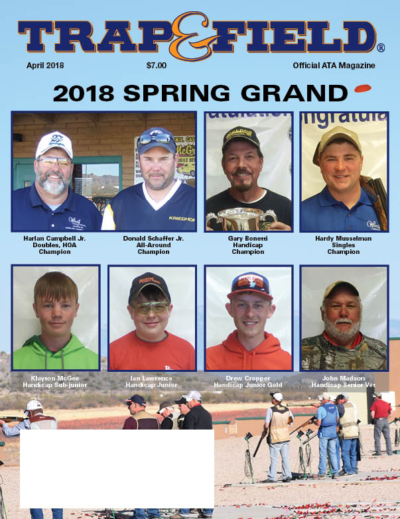 April 2018 Issue – Trap and Field Magazine