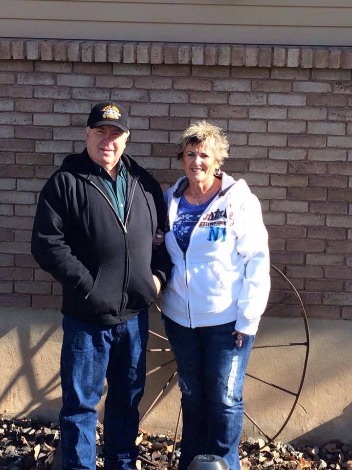 Debra Johnson (pictured with husband Steve) has retired as club manager of Spanish Fork GC. She worked at the club for more than 10 years. Kiersten Dumas has been hired as manager of Spanish Fork. Having worked at the club for years, Kiersten started as a puller and moved up to head of trap help.