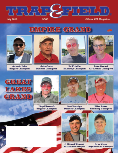 July 2018 Trap and Field Magazine