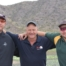 Aussies Justin Smith, Grady Evans and Dan Power took part in Casa Grande's Pre-Spring Grand Warm-up before heading to Tucson, where Evans and Power earned first-time punches to the 27-yard line.