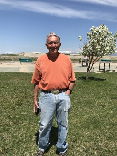 Doug Devries posted 50s in both singles and handicap in Western Zone Big 50 competition.